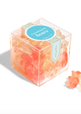Sugarfina Champagne Bears Small Cube