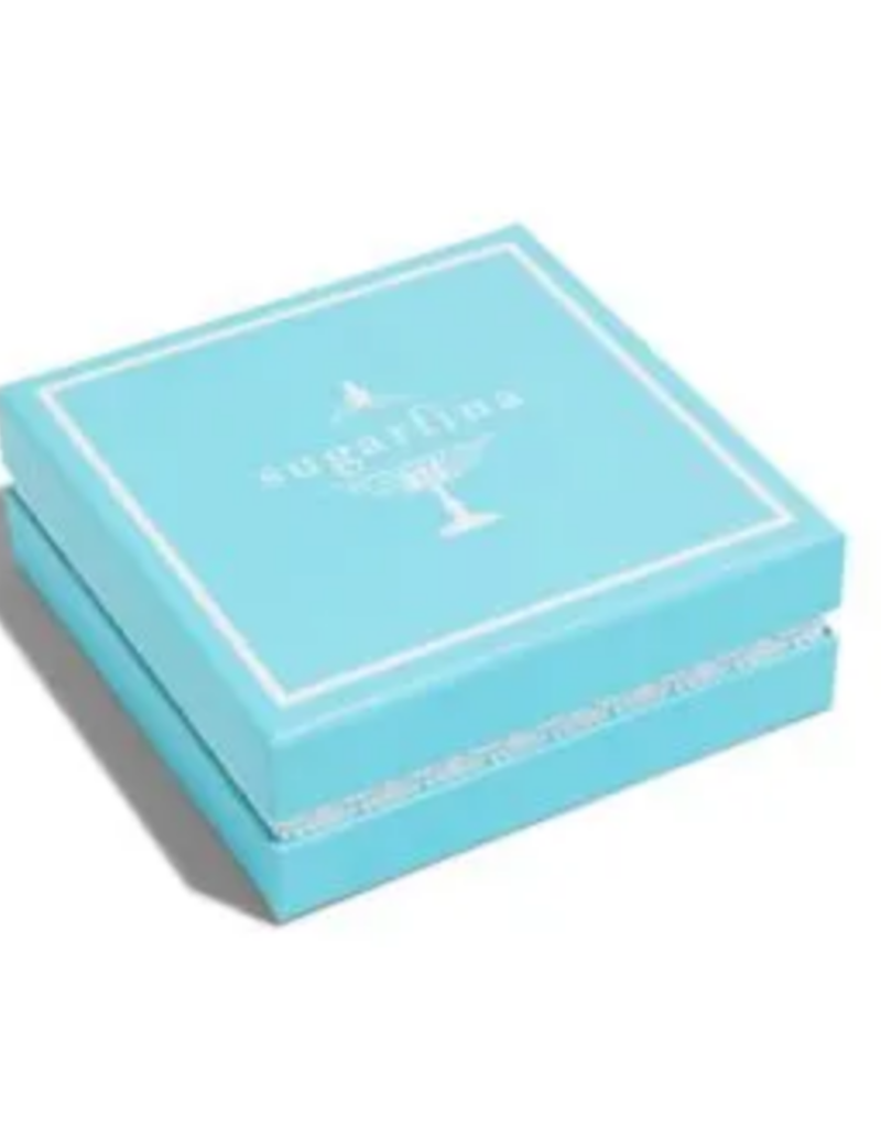 Sugarfina Signature 4 Piece Candy Bento Box - Empty