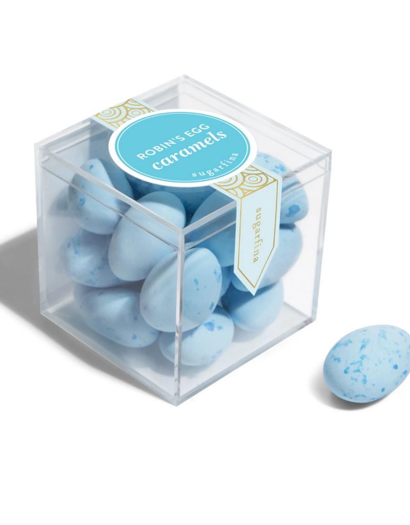 Sugarfina Robin's Egg Caramels Small Cube
