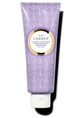 Lalicious 8oz Lavender Body Butter