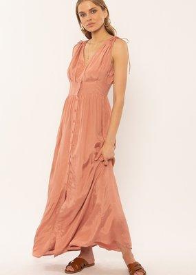Amuse Society Marlena Maxi Dress