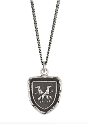 Pyrrha Thick As Thieves Sterling Silver 18in