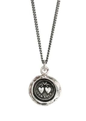 Pyrrha Hearts Sterling Silver 18in