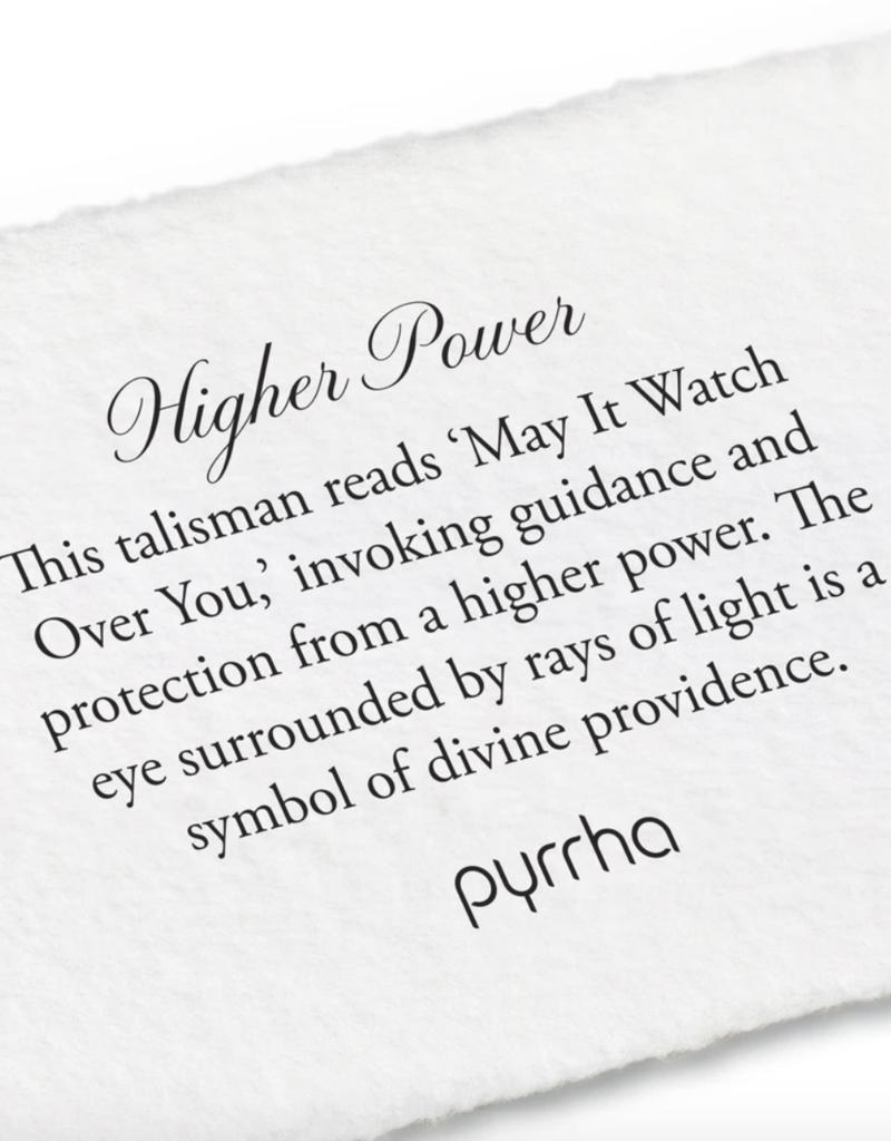 Pyrrha Higher Power Bronze 18in