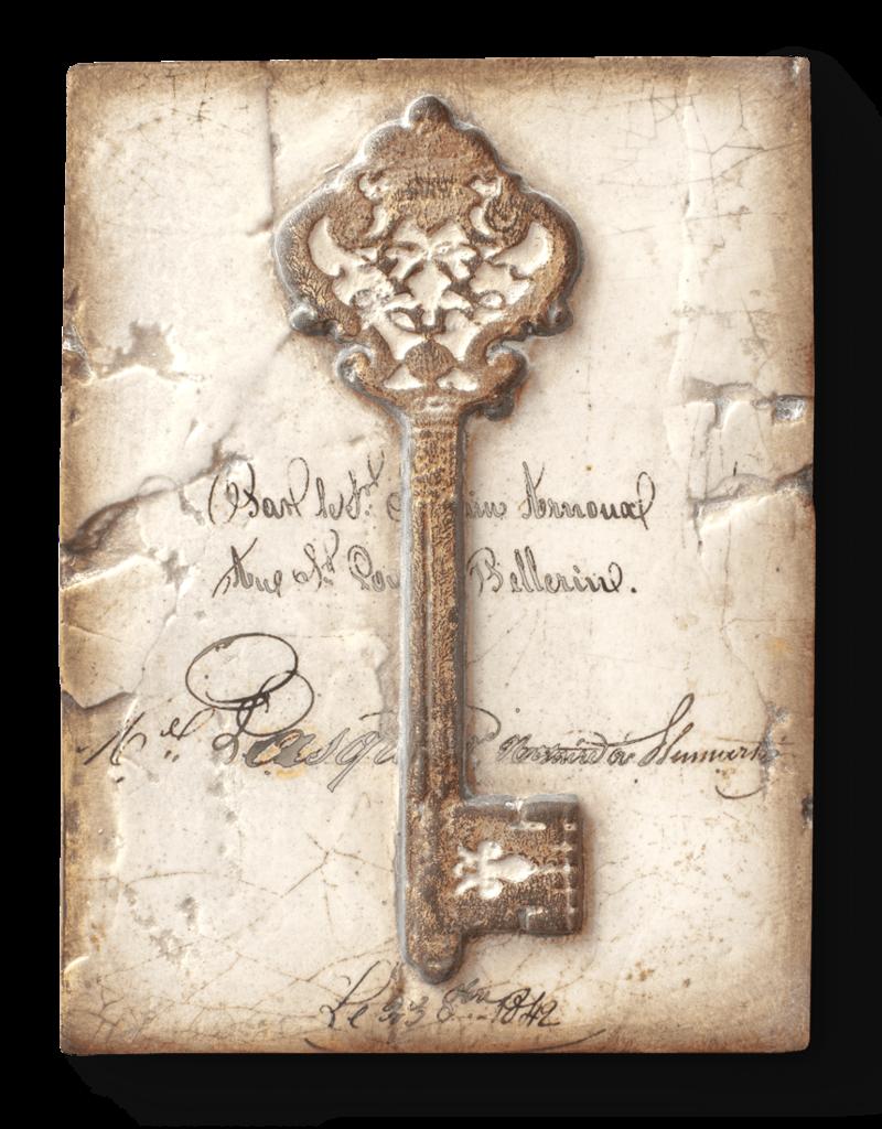 Sid Dickens T336 The Key