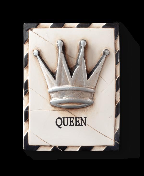 T25 Queen - Silver