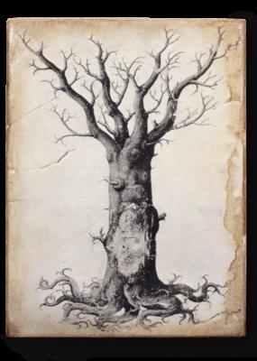 Sid Dickens T125 Midevil Tree of Life