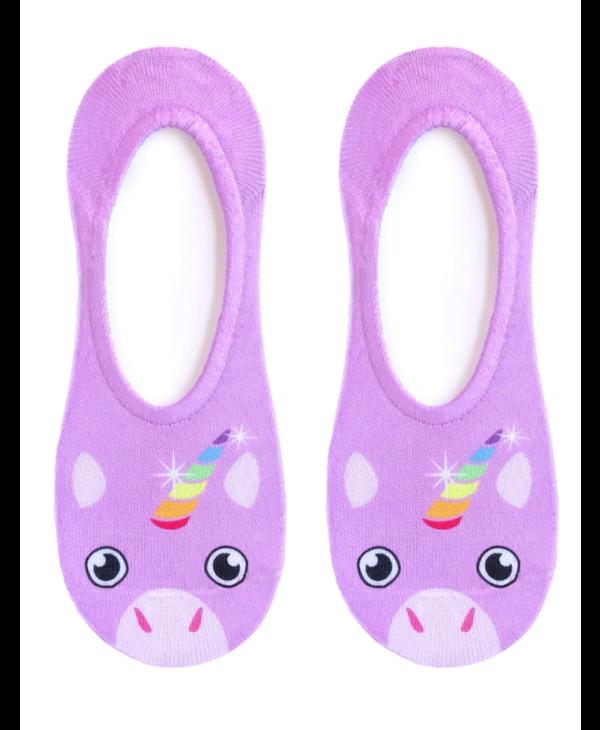 Unicorn Liner Socks