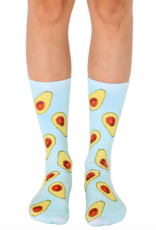 Living Royal Avocado Crew Socks