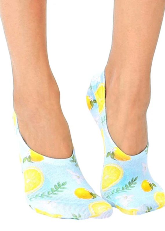 Living Royal Classy Lemon Liner Socks