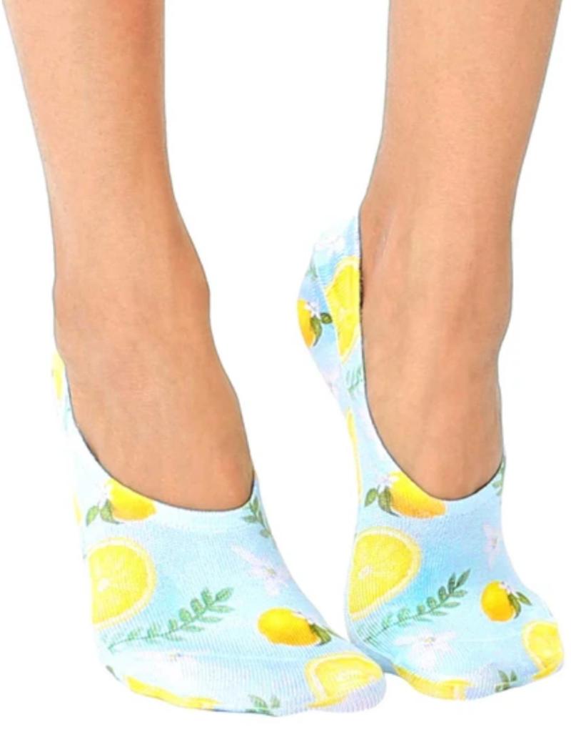 Living Royal Classy Lemon Liner Socks