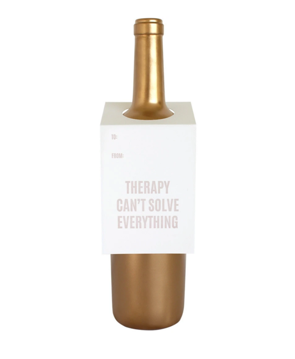 Wine Tag Therapy
