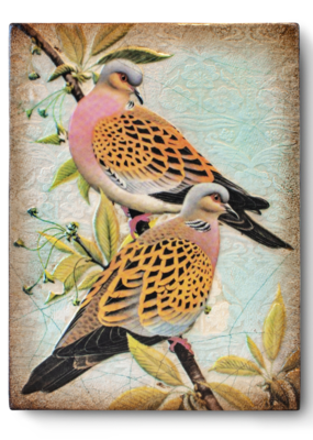 Sid Dickens RLE1906 Turtle Doves