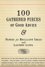Sugarboo & Co. 100 Gathered Thoughts Notepad (Good Advice)