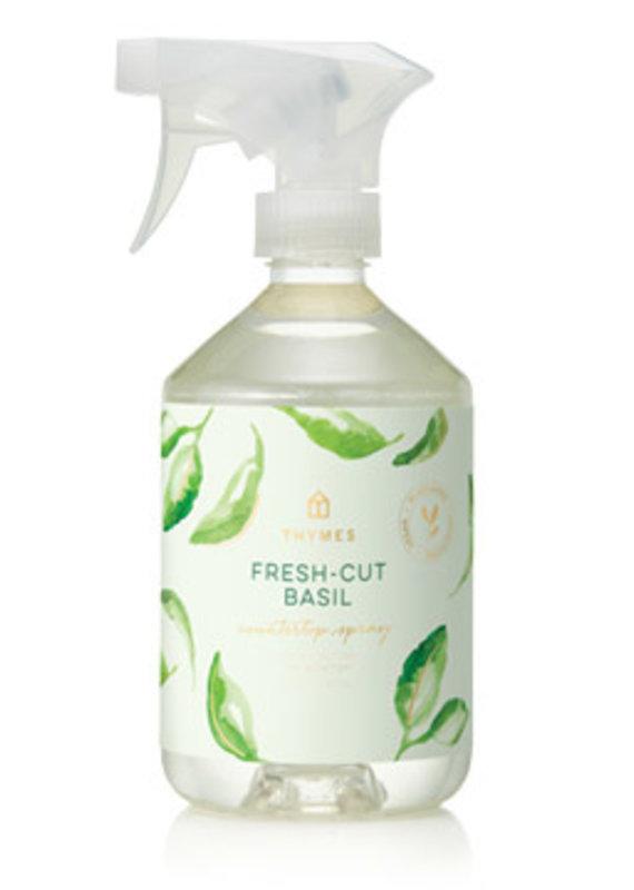 Thymes Fresh-Cut Basil Countertop Spray