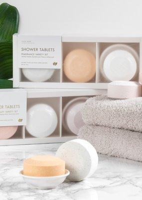 Yuzu Soaps Aromatherapy Shower Tablets