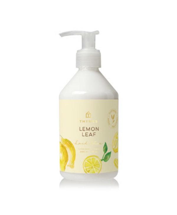 Lemon Leaf Hand Lotion 9oz