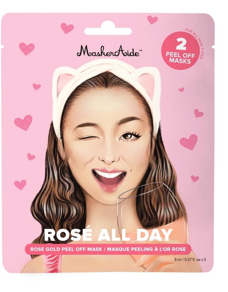 MaskerAid Rose All Day Facial Mask