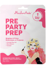 MaskerAid Pre-Party Prep Facial Mask