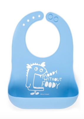 Bella Tunno Moody Without Foody Wonder Bib
