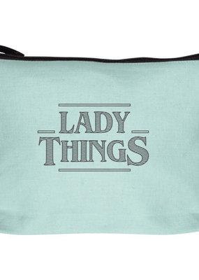 WIT Lady Things Makeup Bag