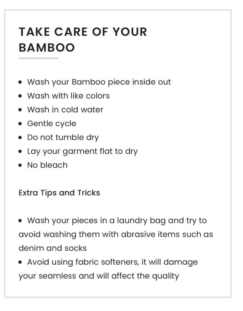 Cest Moi Bamboo Cami Dress