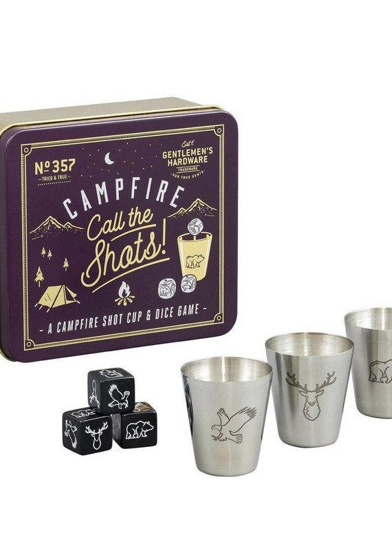 Gentleman's Hardware Campfire Call The Shots