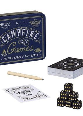 Wild & Wolf Campfire Games