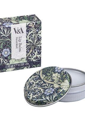Wild & Wolf Floral Mint Lip Balm Tin