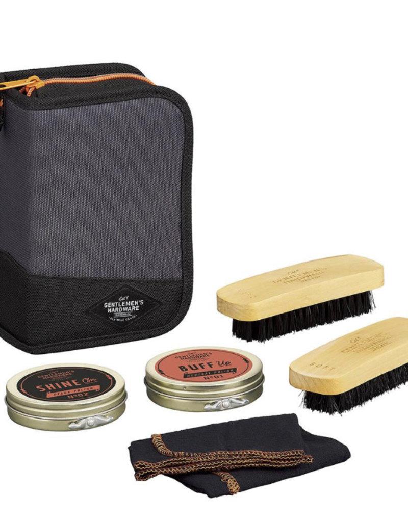 Wild & Wolf Shoe Shine Kit