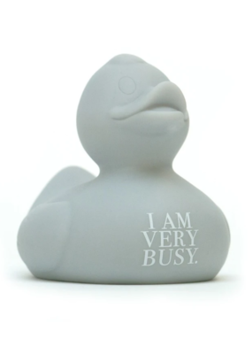 Bella Tunno I Am Very Busy Wonder Duck