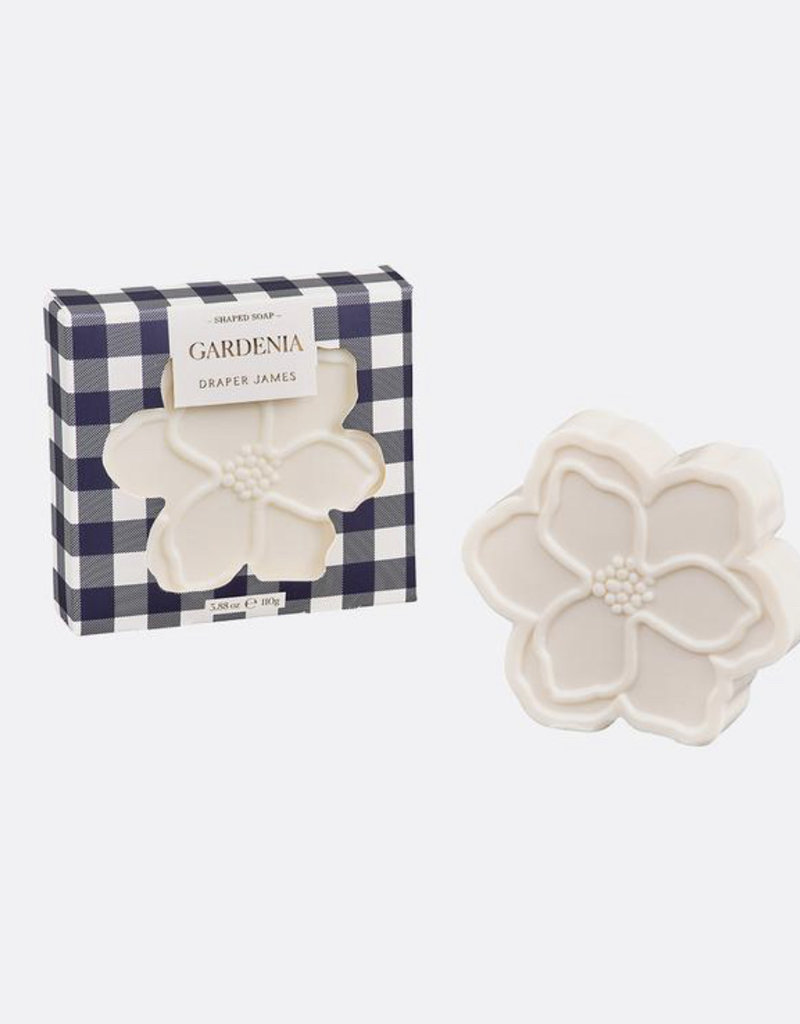Draper James Draper James Shaped Soap, Gardenia