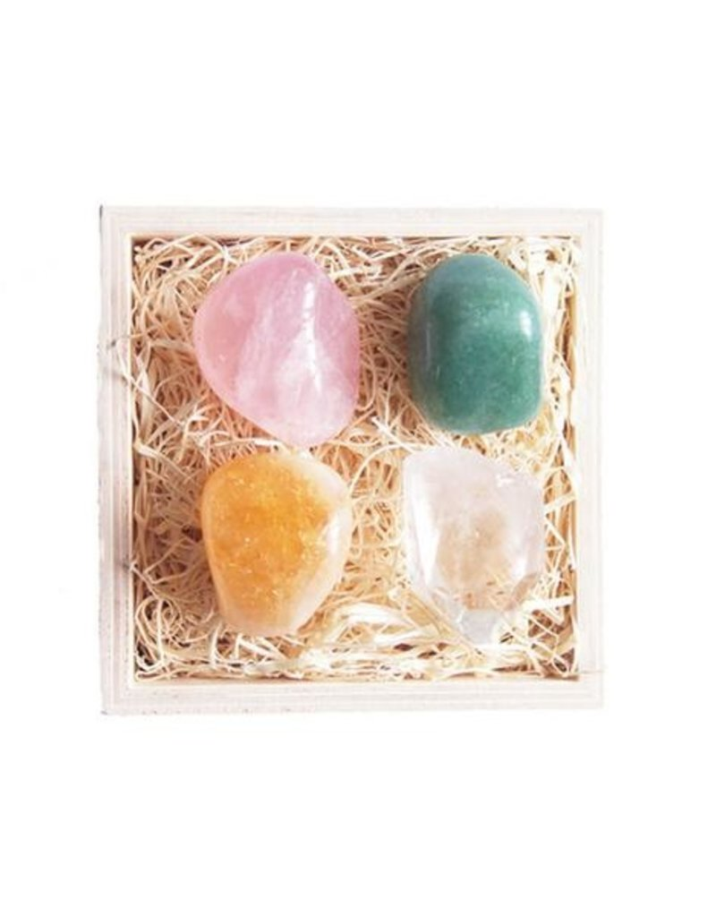 Little Box of Rocks Karma (Thank You)