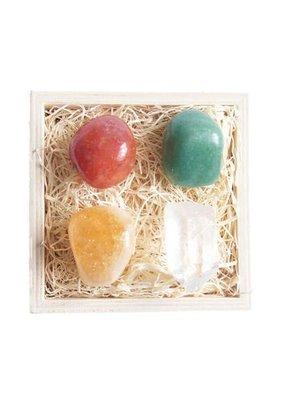 Little Box of Rocks Abundantia (Good Luck)
