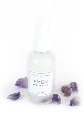 Little Box of Rocks Amen Prayer Mist