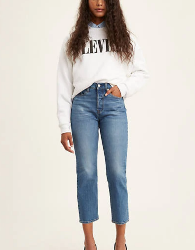 Levi Strauss & Co. Wedgie Straigth Jive Sound