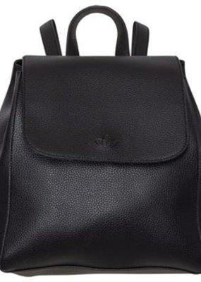 Karma Black Purse Backpack