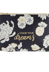 Karma Asian Floral Cosmetic Bag