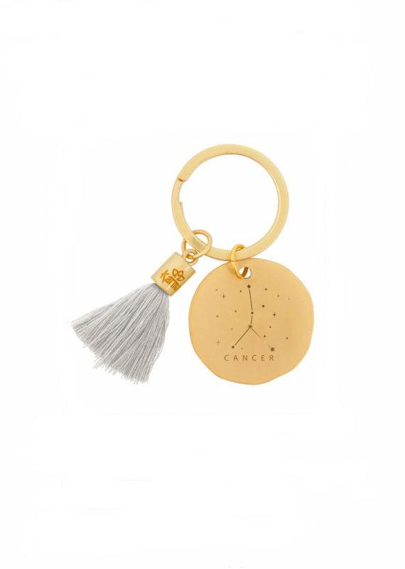 Karma Zodiac Key Chains