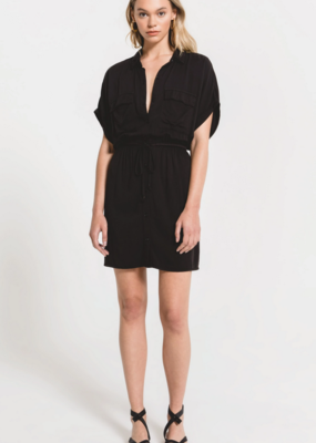 RAG POETS Adria Shirt Dress