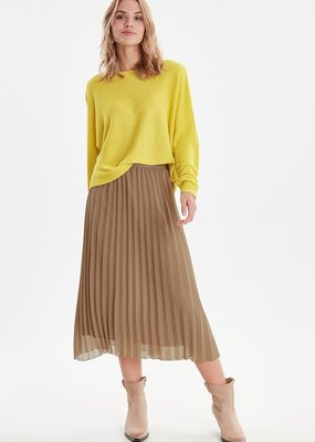 B. YOUNG BYFOFA PLISSE PLEATED SKIRT