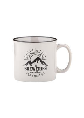 C.R Gibson Breweries Mug