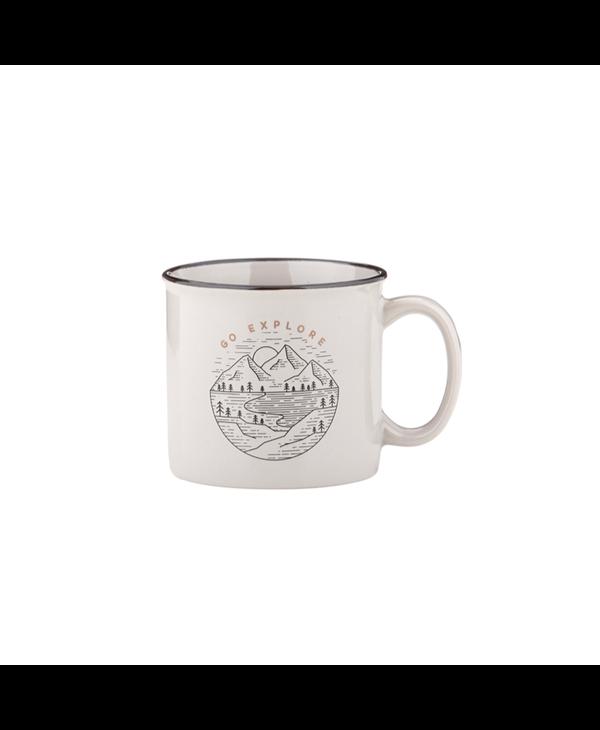 Go Explore Mug