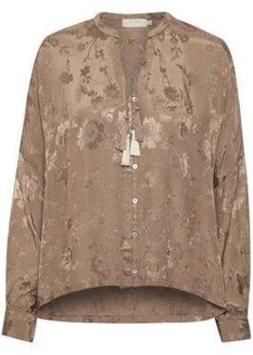 Cream Felina Shirt