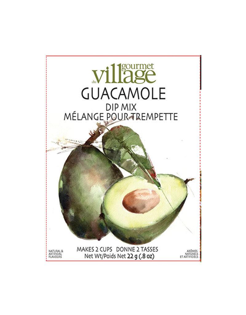 GOURMET VILLAGE Guacamole Dip