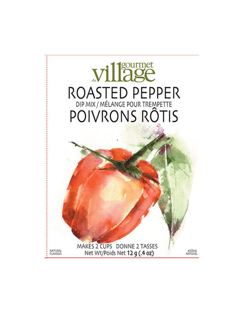 GOURMET VILLAGE Roasted Pepper Dip