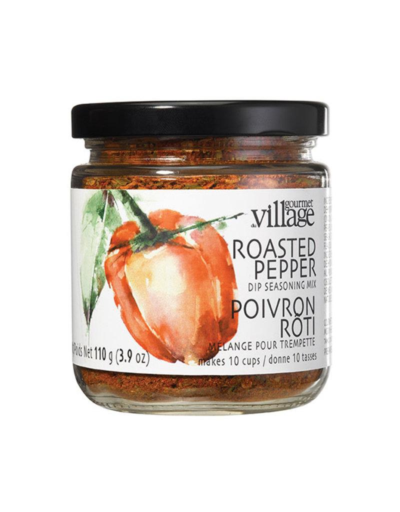 GOURMET VILLAGE Roasted Pepper Dip, Jar