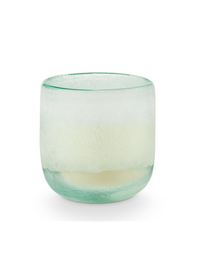 Illume Sea Salt Mohave Glass, Medium, 13oz