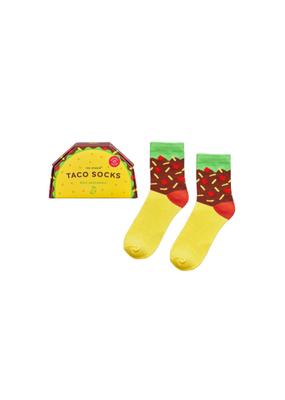 Wild & Wolf Taco Socks