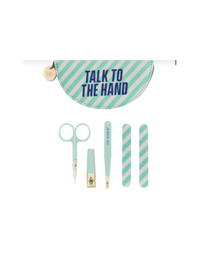 Wild & Wolf Talk To The Hand Manicure Set